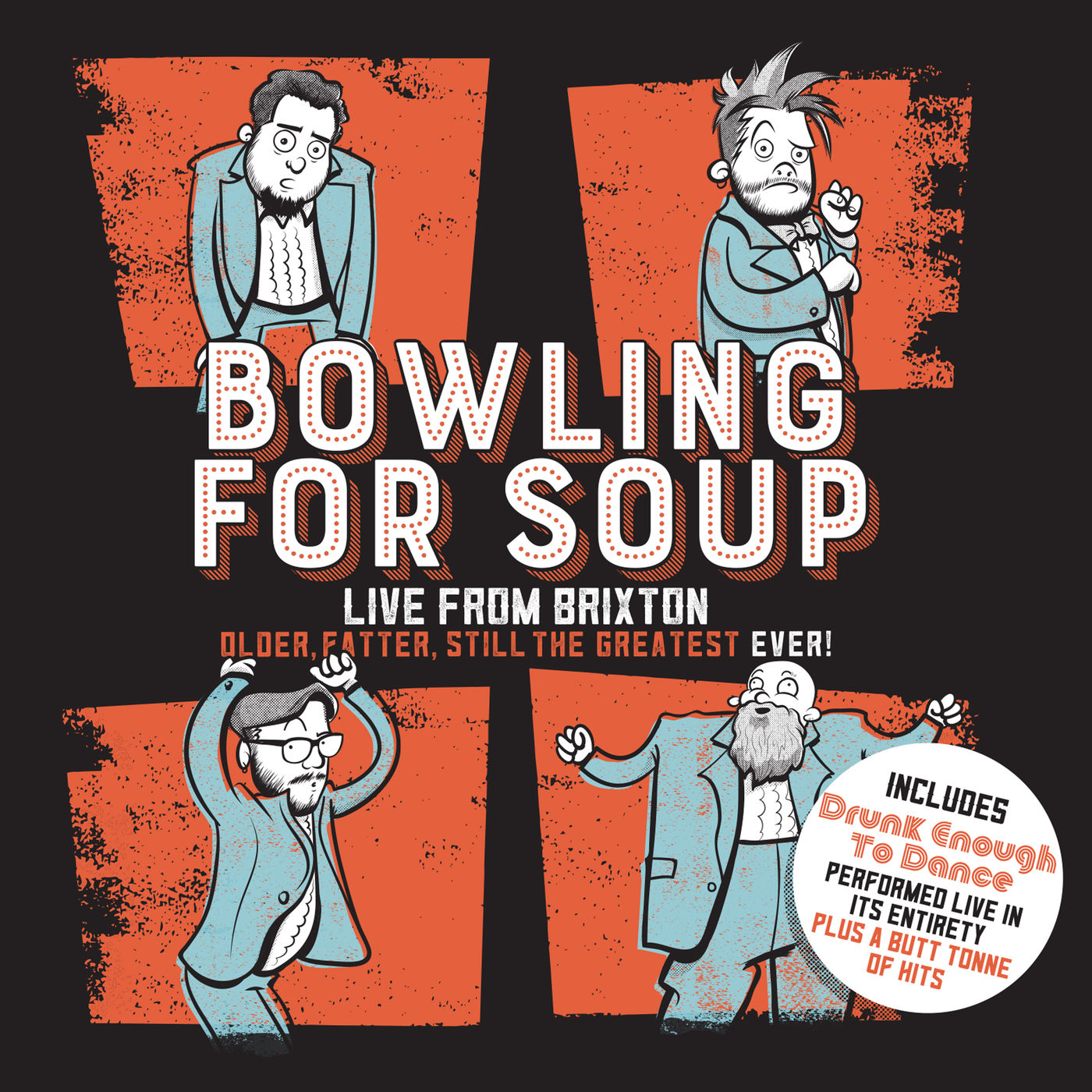 Bowling for Soup - Older, Fatter, Still the Greatest Ever: Live From Brixton (2019)