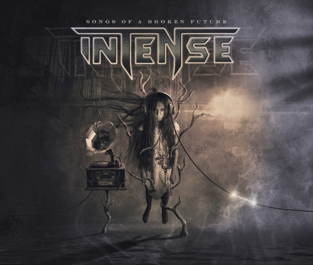 Intense - Songs Of A Broken Future (2019)