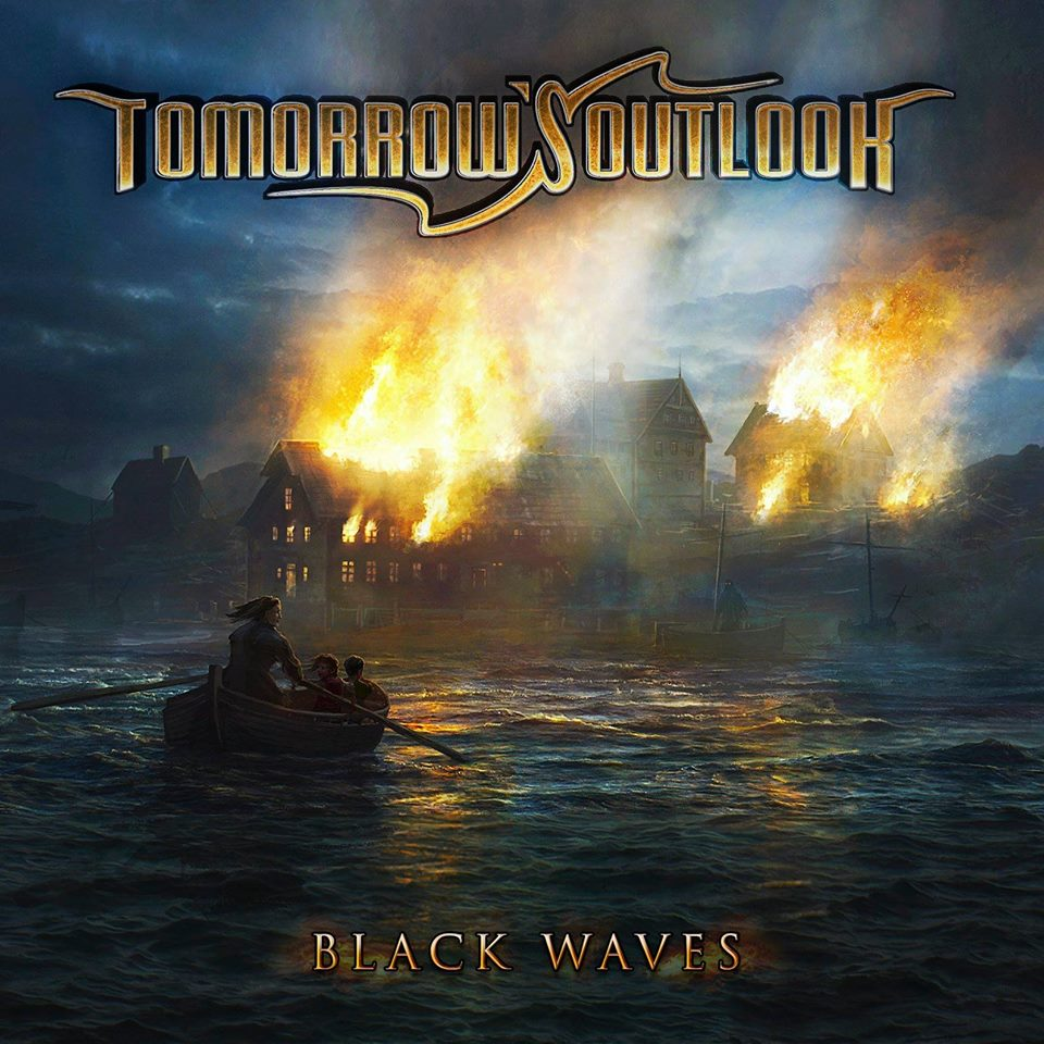 Tomorrow's Outlook - Black Waves (2019)