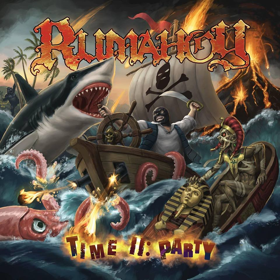 Rumahoy - Time II: Party (2019)