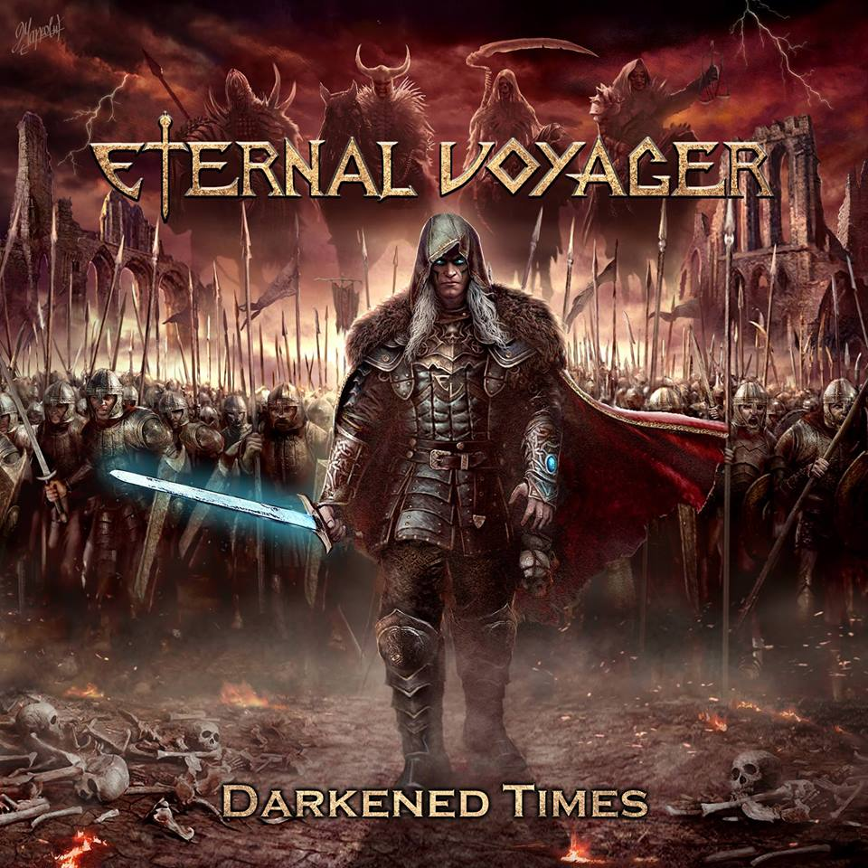 Eternal Voyager - Darkened Times (2019)
