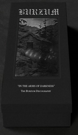 Burzum - In the Arms of Darkness (2019)