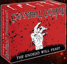 Cannibal Corpse - The Undead Will Feast (2019)