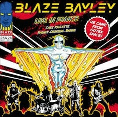 Blaze Bayley - Live in France (2019)