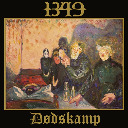 1349 - Dødskamp [single] (2019)
