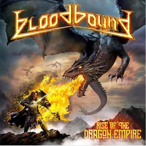 Bloodbound - Rise Of The Dragon Empire (2019)