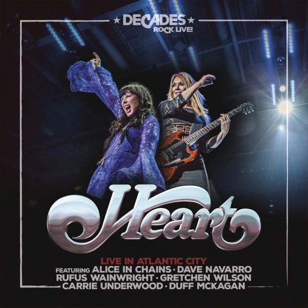 Heart - Live in Atlantic City (2019)