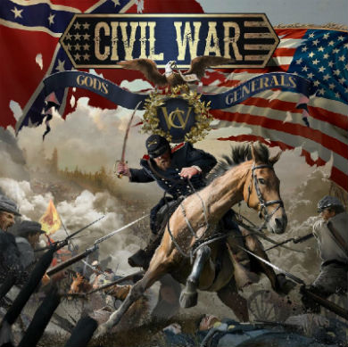 Civil War - Gods and Generals (2015)