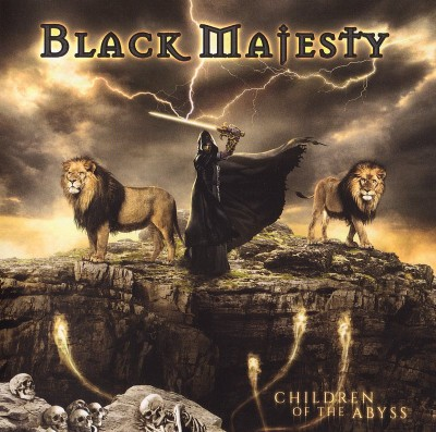 Black Majesty - Children Of The Abyss (2019)