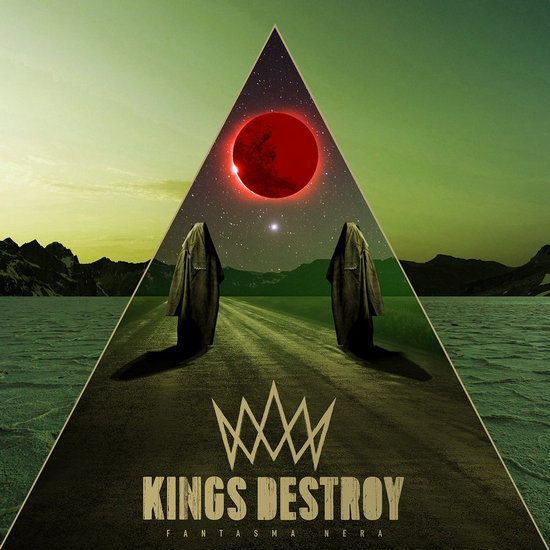 Kings Destroy - Fantasma Nera (2019)