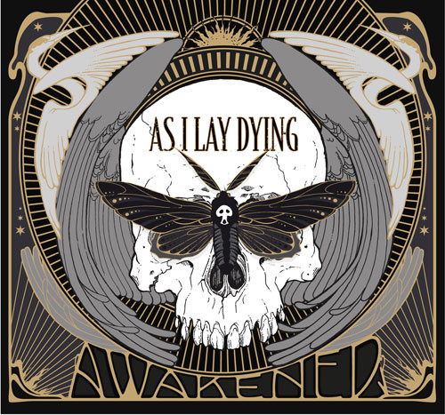 As I Lay Dying ‎- Awakened (2012)