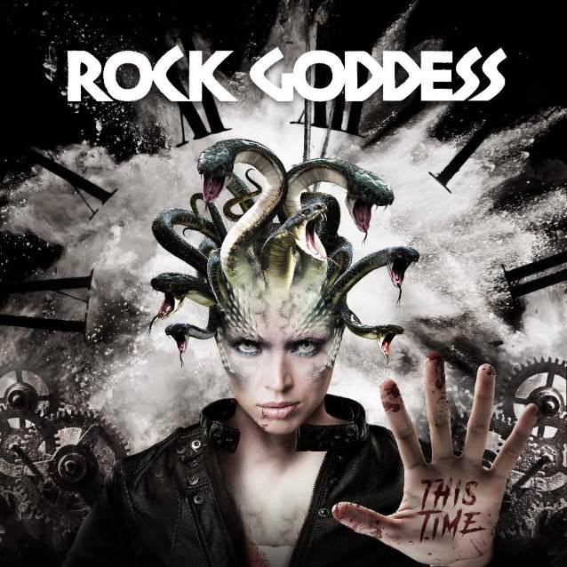 Rock Goddess - This Time (2019)