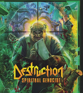 Destruction - Spiritual Genocide (2012)