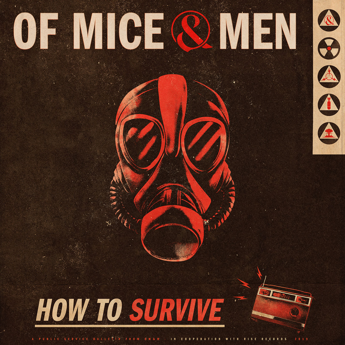 Of Mice and Men - How to Survive [Single] (2019)