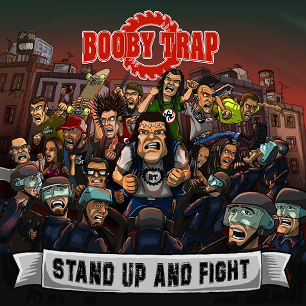 Booby Trap - Stand Up and Fight (2019)
