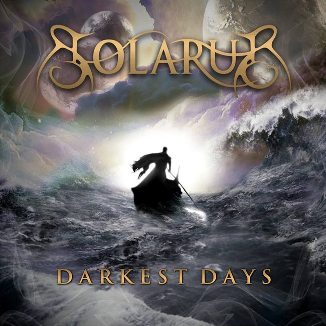 Solarus - Darkest Days (2019)