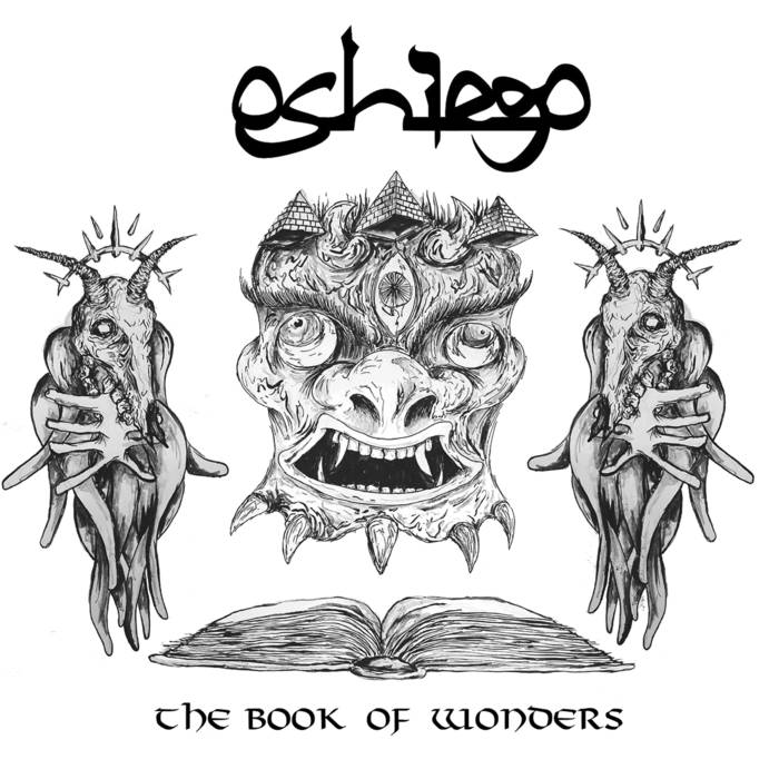 Oshiego - The Book of Wonders (2019)