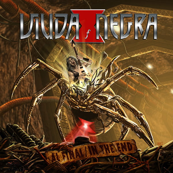 Viuda Negra - Al final / In the End (2019)