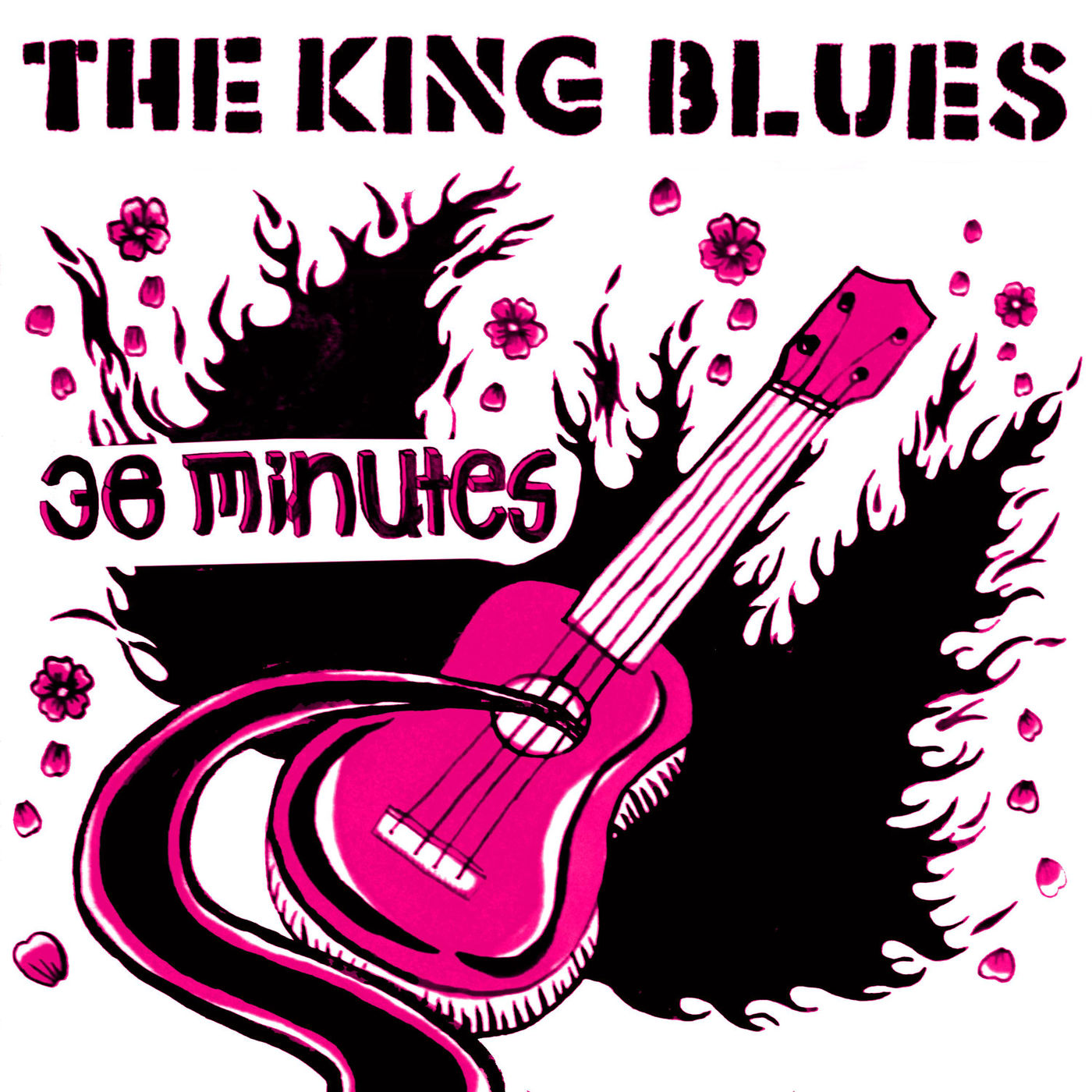 The King Blues - 38 Minutes (2019)