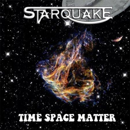 Starquake - Time Space Matter (2019)