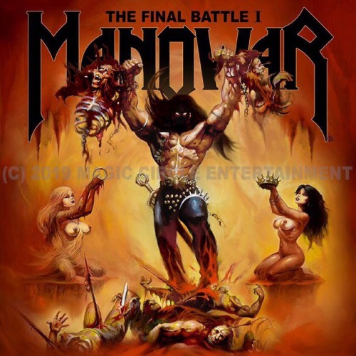 Manowar - The Final Battle I (EP) (2019)