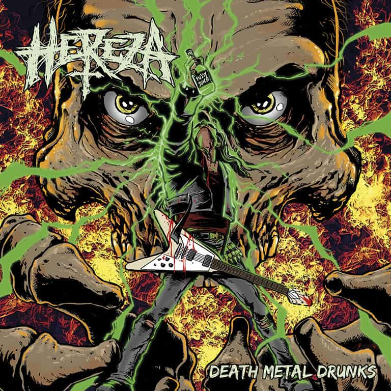 Hereza - Death Metal Drunks (2019)
