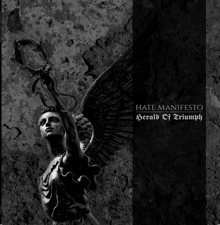 Hate Manifesto - Herald of Triumph (2019)