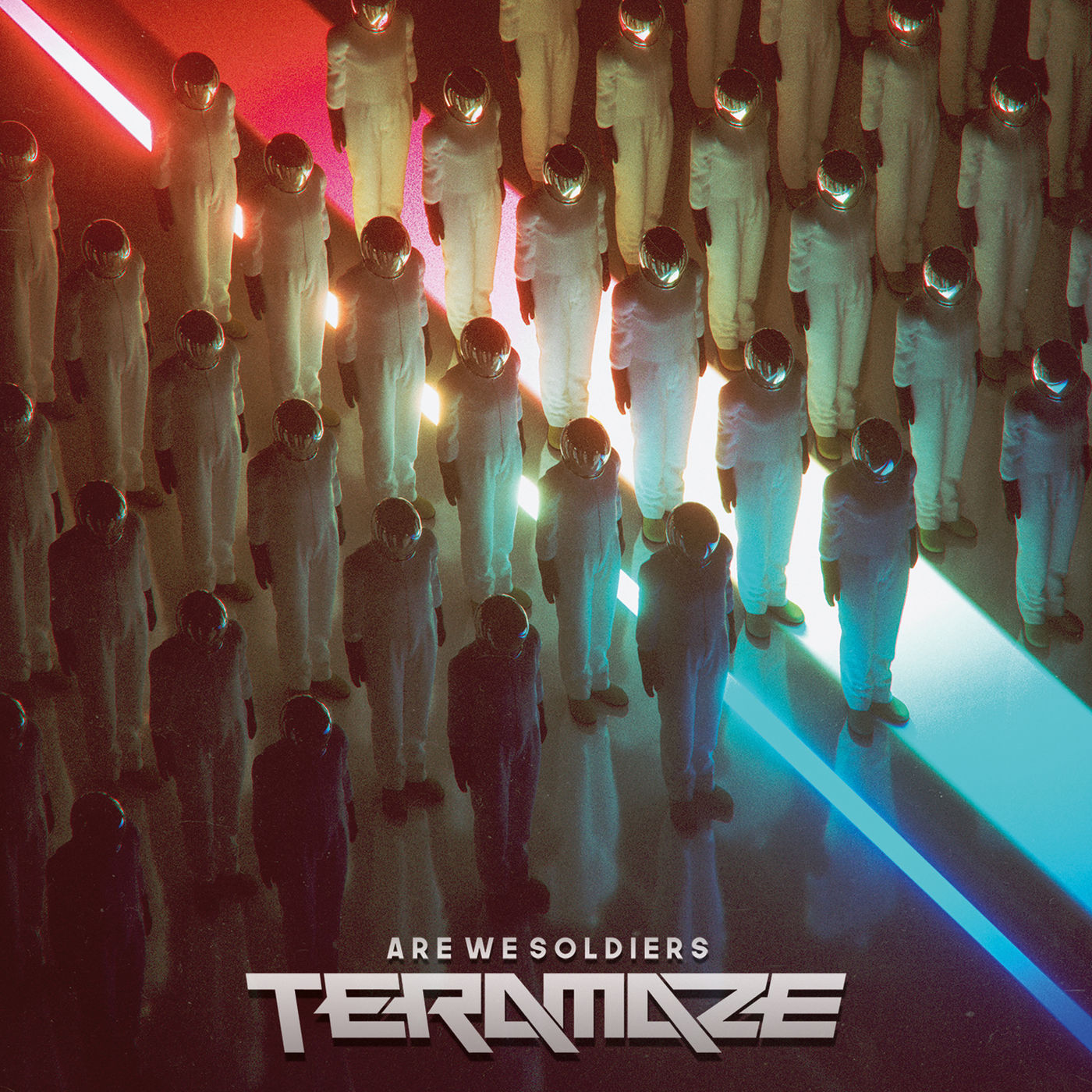Teramaze - Are We Soldiers (2019)