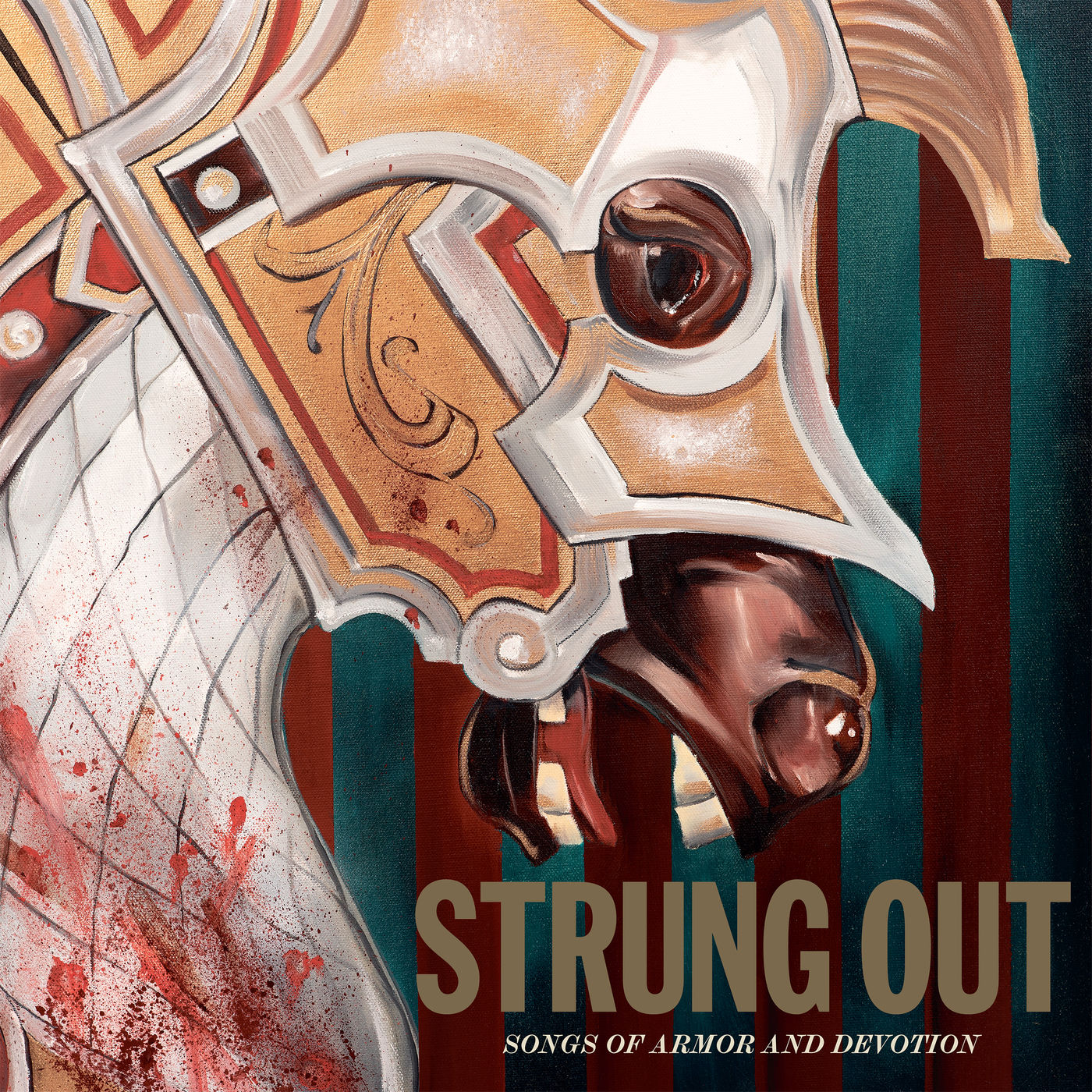 Strung Out - Songs of Armor and Devotion (2019)