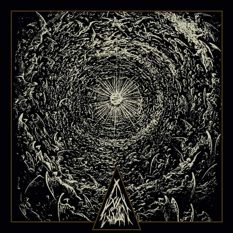 Cult of Extinction - Ritual in the Absolute Absence of Light (2019)