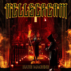 Hellscream - Hate Machine (2019)