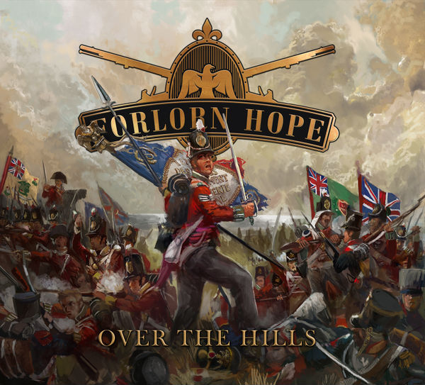 Forlorn Hope - Over the Hills (2019)
