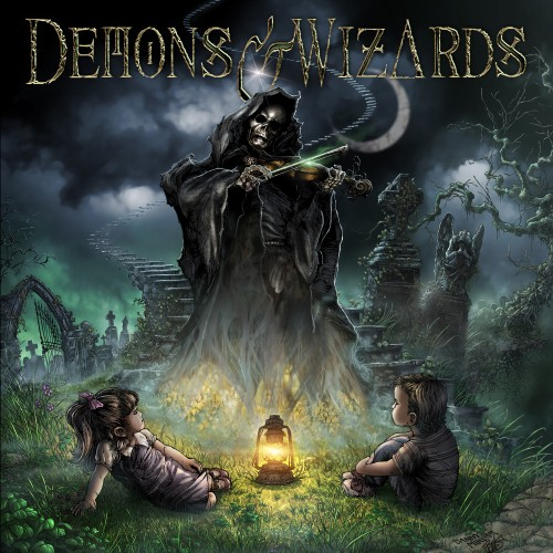 Demons & Wizards - Demons & Wizards (2019)