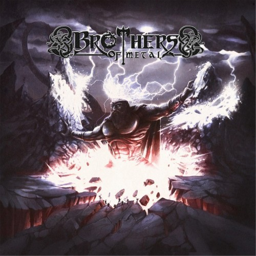 Brothers Of Metal - Prophecy Of Ragnarok (2017)