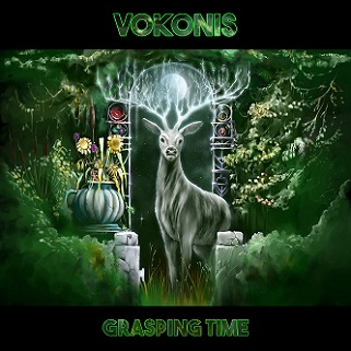 Vokonis - Grasping Time (2019)