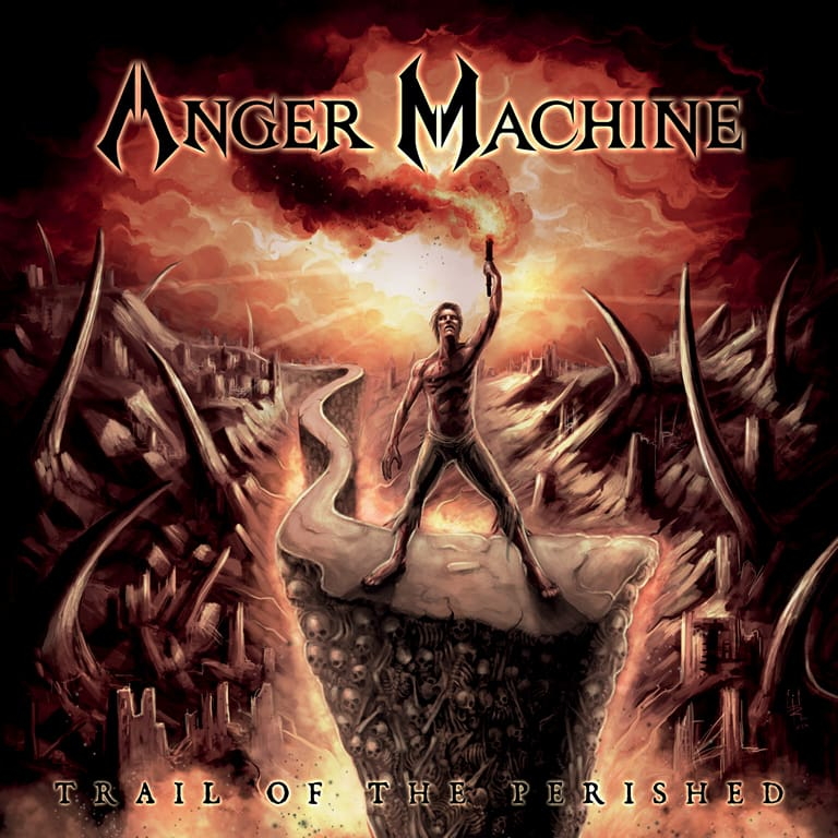 Anger Machine - Trail of the Perished (2019)