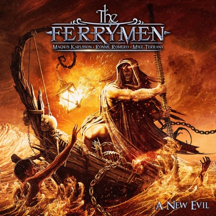 The Ferrymen - A New Evil (2019)