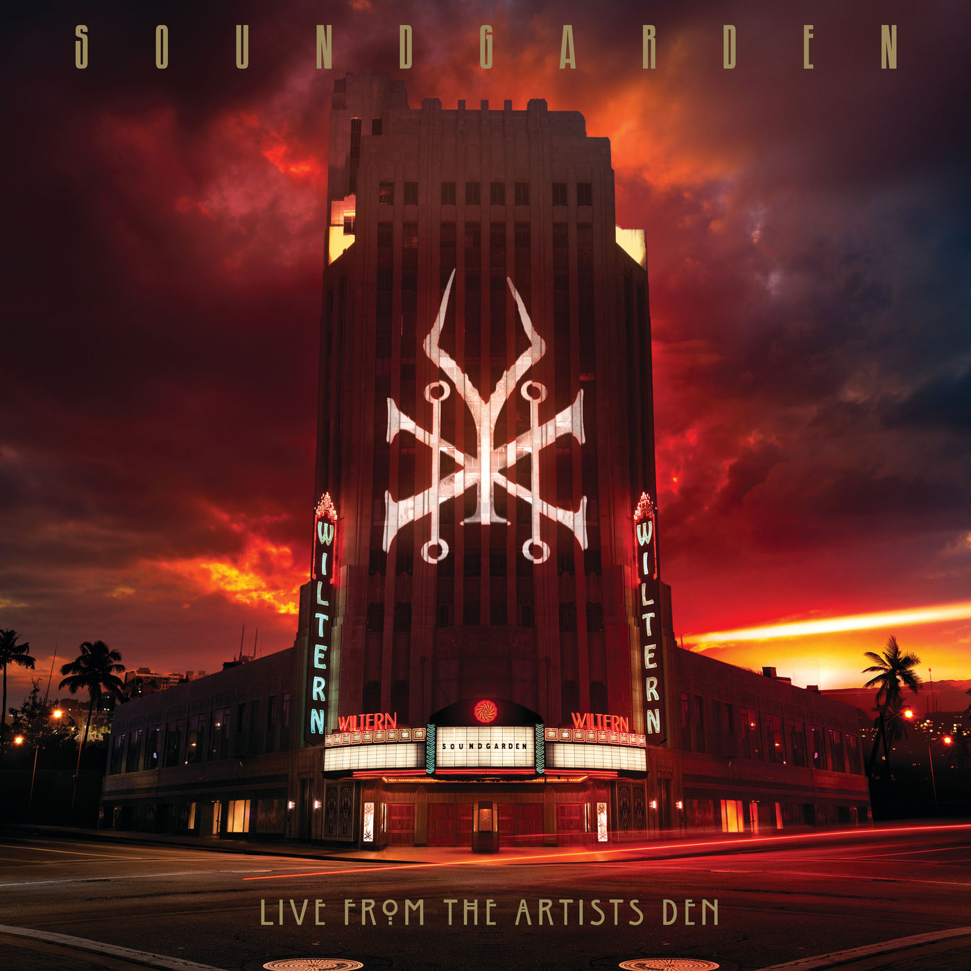Soundgarden - Live From The Artists Den (2019)