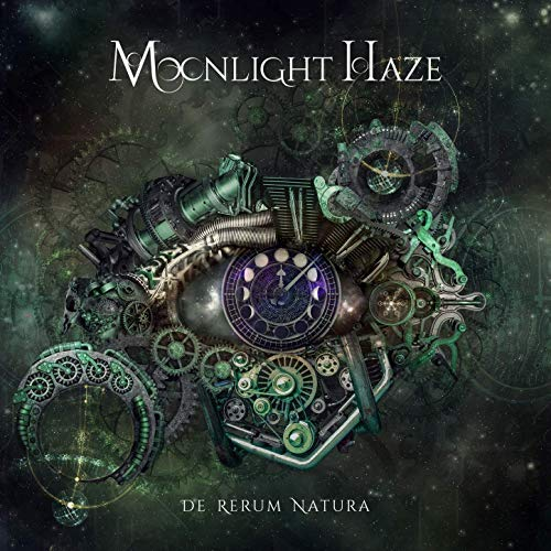 Moonlight Haze - De Rerum Natura (2019)
