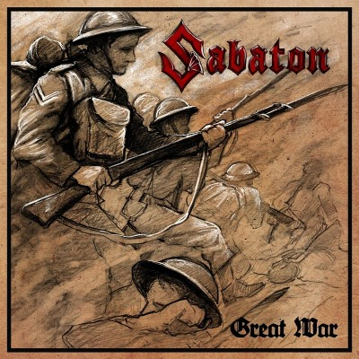 Sabaton - Great War (Single) (2019)