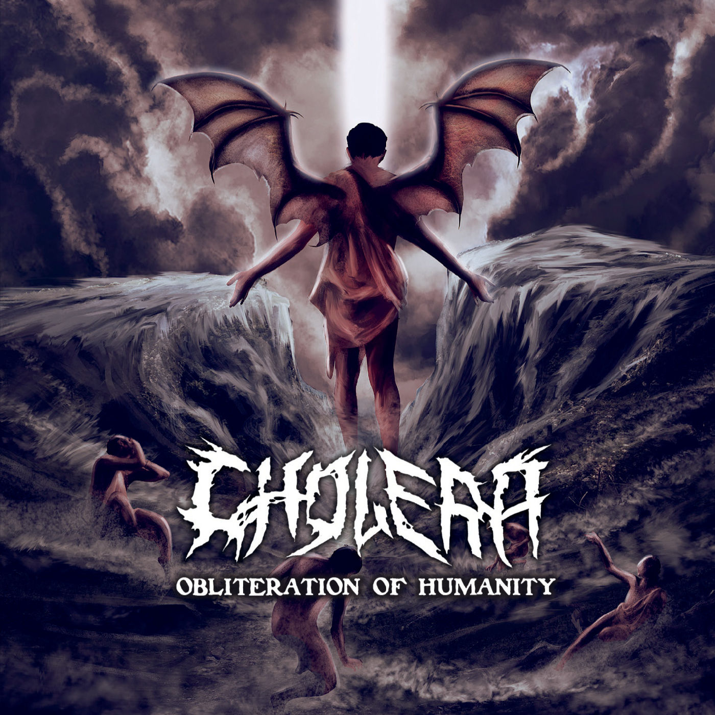 Cholera - Obliteration of Humanity (2019)