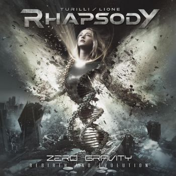 Turilli & Lione Rhapsody - Zero Gravity (Rebirth and Evolution) (2019)