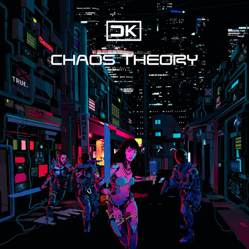 Chris Keya – Chaos Theory (2019)