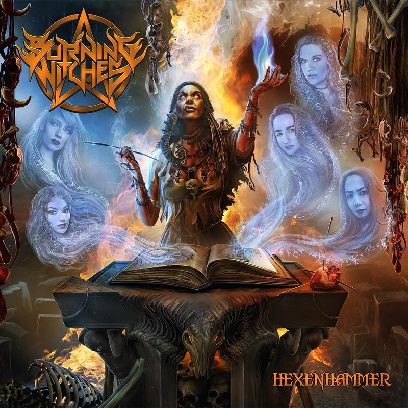 Burning Witches - Hexenhammer (2018)