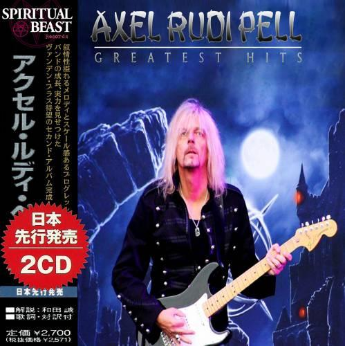 Axel Rudi Pell - Greatest Hits (2019)