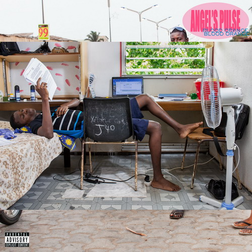 Blood Orange - Angel's Pulse - 2019