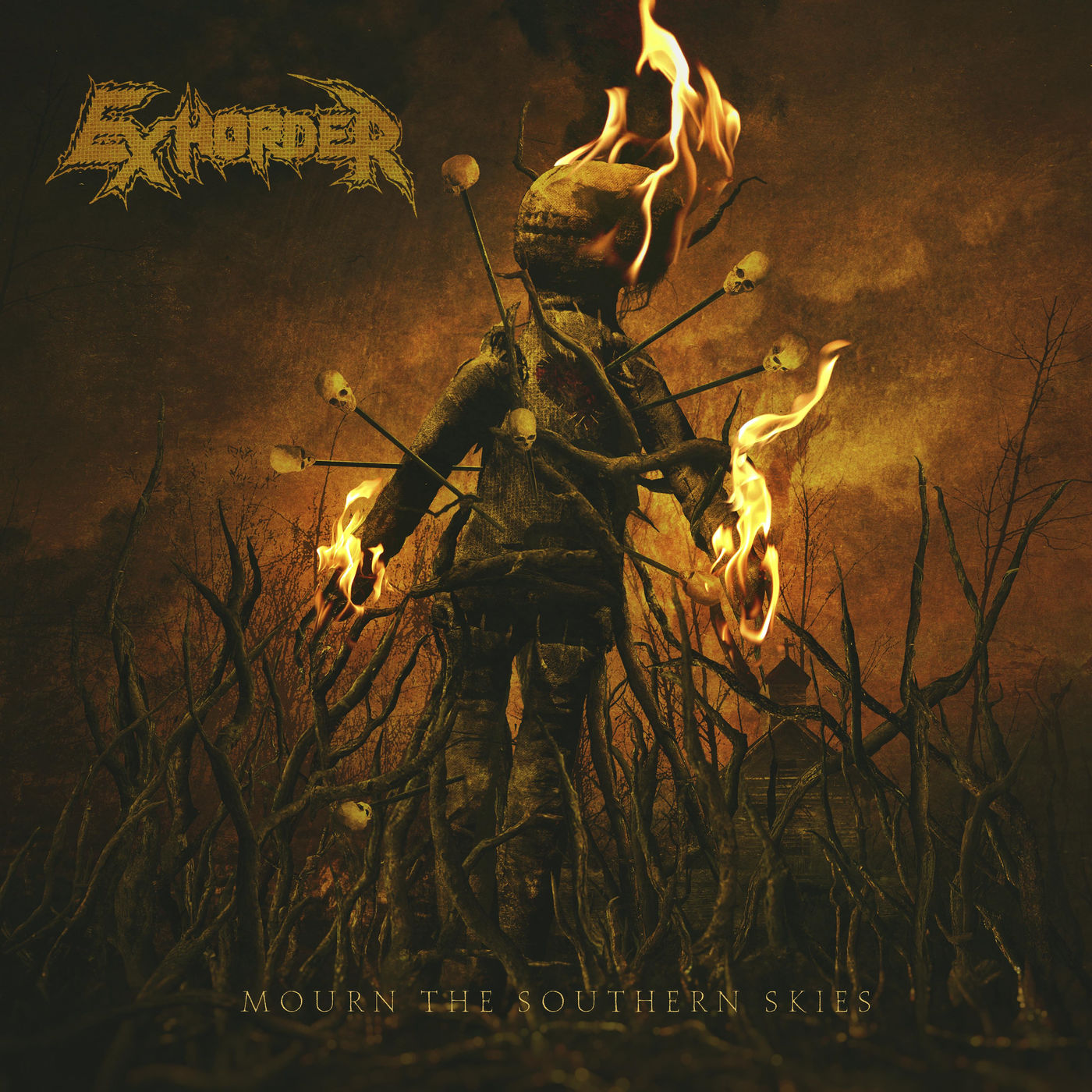 Exhorder - Mourn the Southern Skies (2019)