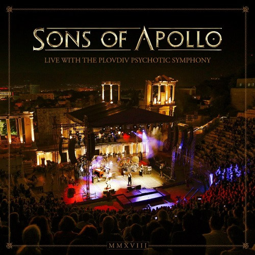Sons of Apollo - Live with the Plovdiv Psychotic Symphony (2019)