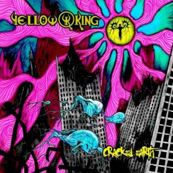 Yellow King - Cracked Earth (2019)