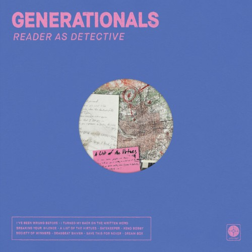 Generationals - Reader As Detective (2019)